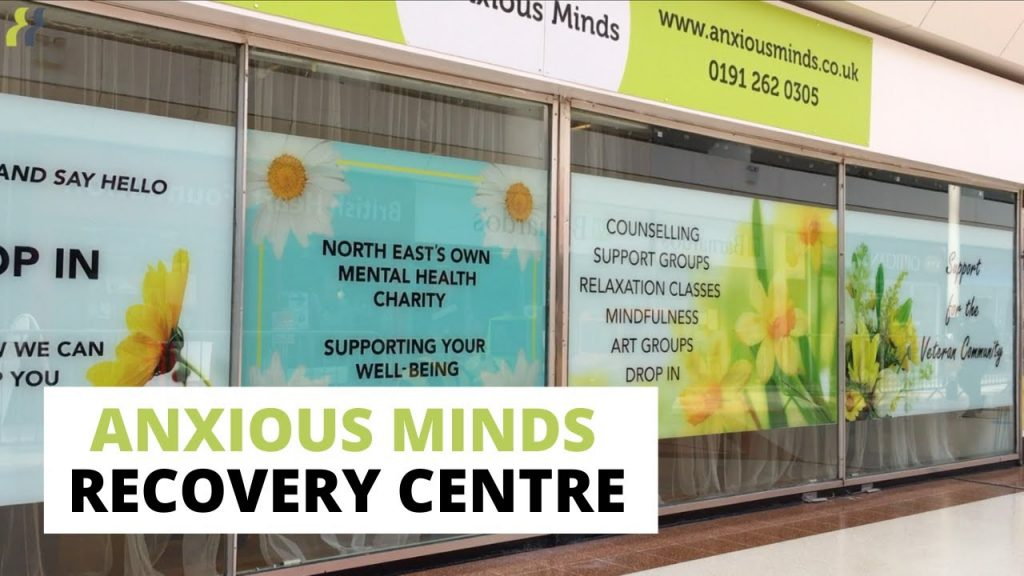 anxious minds recovery centre
