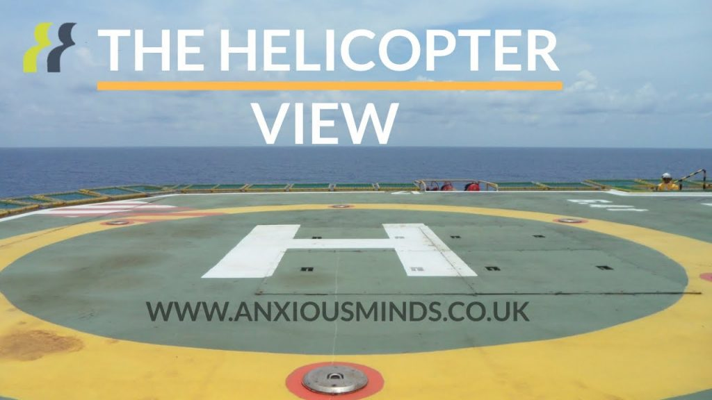 helicopter view self help tool