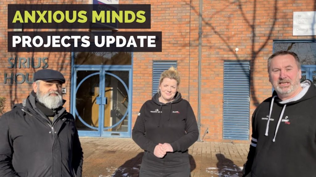 anxious minds projects
